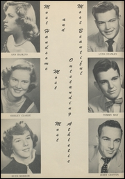 A C Jones High School - Trojan Yearbook (Beeville, TX) online yearbook collection, 1954 Edition, Page 72