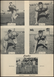 A C Jones High School - Trojan Yearbook (Beeville, TX) online yearbook collection, 1954 Edition, Page 81