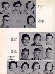 A C Jones High School - Trojan Yearbook (Beeville, TX) online yearbook collection, 1955 Edition, Page 56