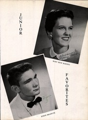 A C Jones High School - Trojan Yearbook (Beeville, TX) online yearbook collection, 1955 Edition, Page 69