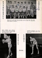 A C Jones High School - Trojan Yearbook (Beeville, TX) online yearbook collection, 1955 Edition, Page 83