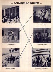 A C Jones High School - Trojan Yearbook (Beeville, TX) online yearbook collection, 1956 Edition, Page 116