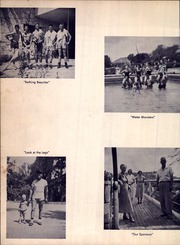 A C Jones High School - Trojan Yearbook (Beeville, TX) online yearbook collection, 1956 Edition, Page 124