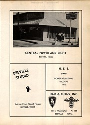 A C Jones High School - Trojan Yearbook (Beeville, TX) online yearbook collection, 1956 Edition, Page 139