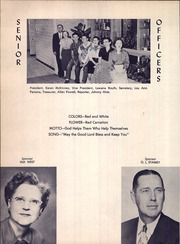 A C Jones High School - Trojan Yearbook (Beeville, TX) online yearbook collection, 1956 Edition, Page 20