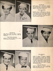 A C Jones High School - Trojan Yearbook (Beeville, TX) online yearbook collection, 1956 Edition, Page 21