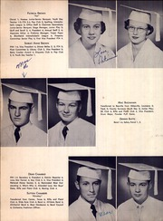 A C Jones High School - Trojan Yearbook (Beeville, TX) online yearbook collection, 1956 Edition, Page 22