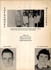 A C Jones High School - Trojan Yearbook (Beeville, TX) online yearbook collection, 1956 Edition, Page 55