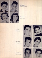 A C Jones High School - Trojan Yearbook (Beeville, TX) online yearbook collection, 1956 Edition, Page 58
