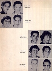 A C Jones High School - Trojan Yearbook (Beeville, TX) online yearbook collection, 1956 Edition, Page 60