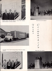 A C Jones High School - Trojan Yearbook (Beeville, TX) online yearbook collection, 1957 Edition, Page 109