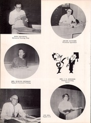 A C Jones High School - Trojan Yearbook (Beeville, TX) online yearbook collection, 1957 Edition, Page 14