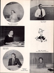 A C Jones High School - Trojan Yearbook (Beeville, TX) online yearbook collection, 1957 Edition, Page 15