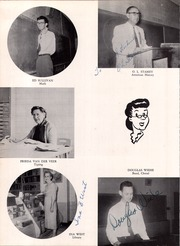 A C Jones High School - Trojan Yearbook (Beeville, TX) online yearbook collection, 1957 Edition, Page 16