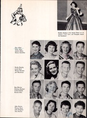 A C Jones High School - Trojan Yearbook (Beeville, TX) online yearbook collection, 1957 Edition, Page 43