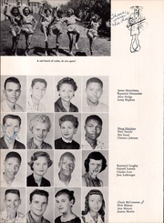 A C Jones High School - Trojan Yearbook (Beeville, TX) online yearbook collection, 1957 Edition, Page 46
