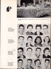 A C Jones High School - Trojan Yearbook (Beeville, TX) online yearbook collection, 1957 Edition, Page 47