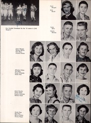 A C Jones High School - Trojan Yearbook (Beeville, TX) online yearbook collection, 1957 Edition, Page 57