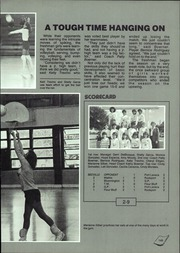 A C Jones High School - Trojan Yearbook (Beeville, TX) online yearbook collection, 1987 Edition, Page 153