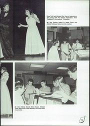 A C Jones High School - Trojan Yearbook (Beeville, TX) online yearbook collection, 1987 Edition, Page 203
