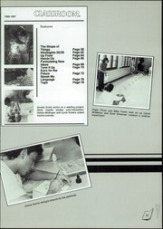 A C Jones High School - Trojan Yearbook (Beeville, TX) online yearbook collection, 1987 Edition, Page 61