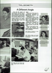 A C Jones High School - Trojan Yearbook (Beeville, TX) online yearbook collection, 1987 Edition, Page 65