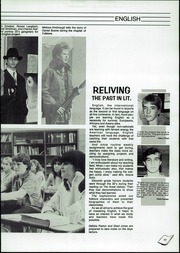 A C Jones High School - Trojan Yearbook (Beeville, TX) online yearbook collection, 1987 Edition, Page 81