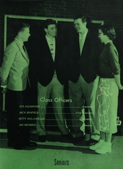 A C Reynolds High School - Cedar Cliff Echoes Yearbook (Asheville, NC) online yearbook collection, 1956 Edition, Page 15