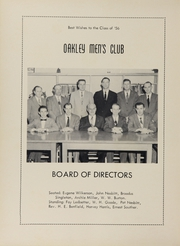 A C Reynolds High School - Cedar Cliff Echoes Yearbook (Asheville, NC) online yearbook collection, 1956 Edition, Page 98