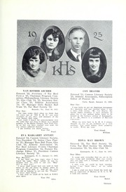 Page 17, 1925 Edition, A L Brown High School - Albrokan Yearbook (Kannapolis, NC) online yearbook collection