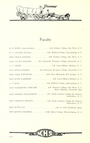 Page 12, 1926 Edition, A L Brown High School - Albrokan Yearbook (Kannapolis, NC) online yearbook collection