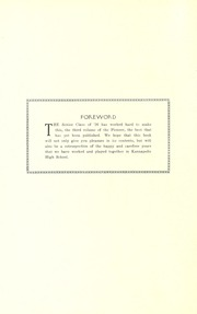 Page 8, 1926 Edition, A L Brown High School - Albrokan Yearbook (Kannapolis, NC) online yearbook collection