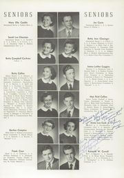 A L Brown High School - Albrokan Yearbook (Kannapolis, NC) online yearbook collection, 1951 Edition, Page 19