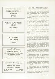 A L Brown High School - Albrokan Yearbook (Kannapolis, NC) online yearbook collection, 1951 Edition, Page 65