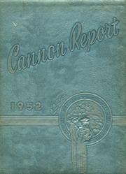 A L Brown High School - Albrokan Yearbook (Kannapolis, NC) online yearbook collection, 1952 Edition, Cover