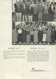 Page 13, 1952 Edition, A L Brown High School - Albrokan Yearbook (Kannapolis, NC) online yearbook collection