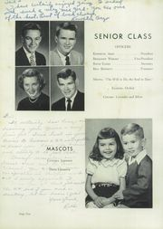 Page 14, 1952 Edition, A L Brown High School - Albrokan Yearbook (Kannapolis, NC) online yearbook collection