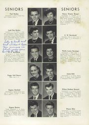 Page 17, 1952 Edition, A L Brown High School - Albrokan Yearbook (Kannapolis, NC) online yearbook collection