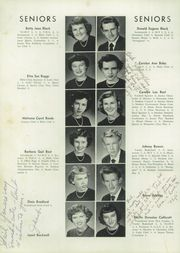 A L Brown High School - Albrokan Yearbook (Kannapolis, NC) online yearbook collection, 1952 Edition, Page 18