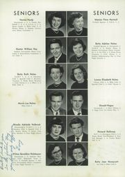 A L Brown High School - Albrokan Yearbook (Kannapolis, NC) online yearbook collection, 1952 Edition, Page 24
