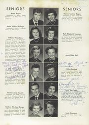 A L Brown High School - Albrokan Yearbook (Kannapolis, NC) online yearbook collection, 1952 Edition, Page 31