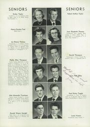 A L Brown High School - Albrokan Yearbook (Kannapolis, NC) online yearbook collection, 1952 Edition, Page 34