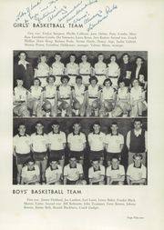 A L Brown High School - Albrokan Yearbook (Kannapolis, NC) online yearbook collection, 1952 Edition, Page 55