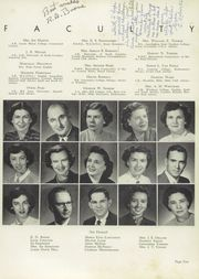 Page 9, 1952 Edition, A L Brown High School - Albrokan Yearbook (Kannapolis, NC) online yearbook collection
