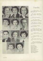 A L Brown High School - Albrokan Yearbook (Kannapolis, NC) online yearbook collection, 1953 Edition, Page 12