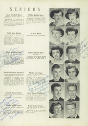 A L Brown High School - Albrokan Yearbook (Kannapolis, NC) online yearbook collection, 1953 Edition, Page 17