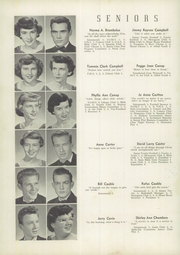 A L Brown High School - Albrokan Yearbook (Kannapolis, NC) online yearbook collection, 1953 Edition, Page 18