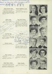 A L Brown High School - Albrokan Yearbook (Kannapolis, NC) online yearbook collection, 1953 Edition, Page 27