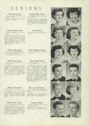 A L Brown High School - Albrokan Yearbook (Kannapolis, NC) online yearbook collection, 1953 Edition, Page 31
