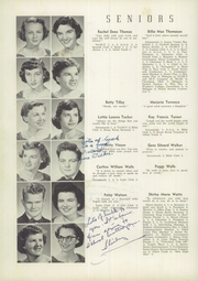 A L Brown High School - Albrokan Yearbook (Kannapolis, NC) online yearbook collection, 1953 Edition, Page 34